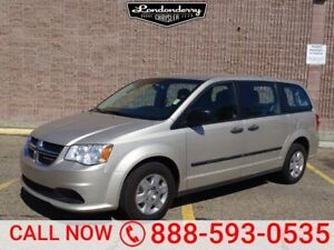 2013 Dodge Grand Caravan SE 3rd Row,  Bluetooth,  A/C,