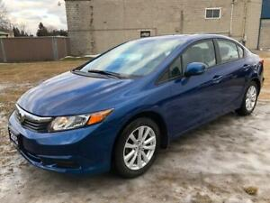 2012 Honda Civic sedan 4DR EX $9995