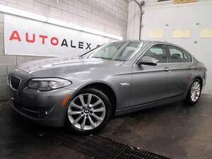 2013 BMW 528i xDrive NAVIGATION CAMERA 360