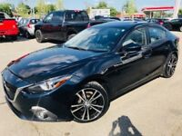 2016 Mazda Mazda3 GT / LEATHER / ROOF / HEADS UP DISPLAY Cambridge Kitchener Area Preview