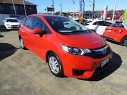 2015 Honda Jazz GK MY16 VTi Red Continuous Variable Hatchback Five Dock Canada Bay Area Preview