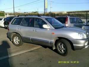 2001 Hyundai Santa Fe GLS (4x4) Silver 4 Speed Automatic Wagon Coopers Plains Brisbane South West Preview