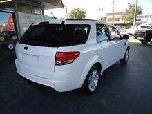 2013 Ford Territory SZ TX (4x4) White 6 Speed Automatic Wagon Hamilton Newcastle Area Preview
