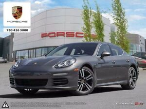 2015 Porsche PANAMERA CERTIFIED PRE-OWNED 2 Year Unlimited Km Wa