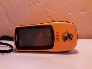 Etrex 12 channel GPS GARMIN(it's old but still works)