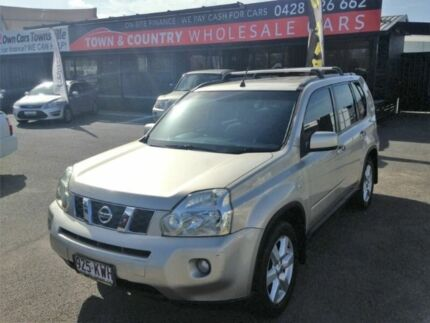 2009 nissan x trail 4x4 st 4cyl automatic only 120klms cars 2008 nissan x trail t31 st l gold wagon fandeluxe Gallery