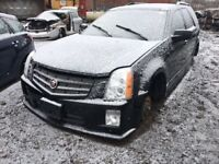 2008 Cadillac SRX just in for parts at Pic N Save! Hamilton Ontario Preview