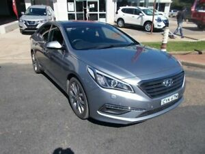2015 Hyundai Sonata LF Premium Grey 6 Speed Automatic Sedan Young Young Area Preview