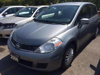 2008 Nissan Versa  1.8 S, Hatchback, Manual  Low kms, GAS SAVER!