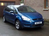 Seven seater S Max Top of the range £3850