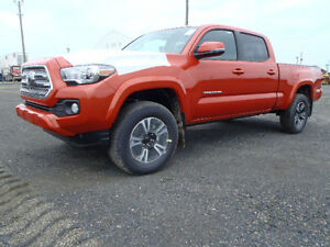 Toyota Tacoma 2016 4X4 Double Cab TRD Sport