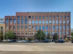 *1+Den Unit @ The Coveted Toy Factory Loft Original Building*