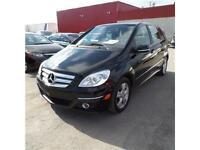 MERCEDES B200 2010 AUTOMATIQUE 110844 KM A/C CHANGEUR CD +++