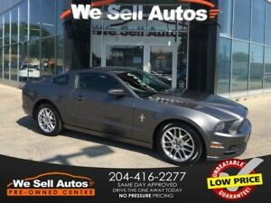 2014 Ford Mustang Pony Package