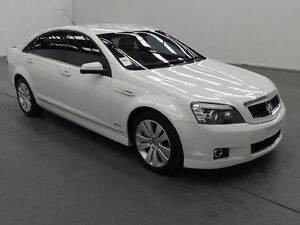 2010 Holden Caprice WM MY10 WM MY10 White 6 Speed Auto Active Sequential Sedan Fyshwick South Canberra Preview