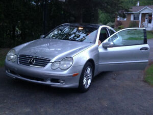 2002 Mercedes-Benz C-230 KOMPRESSOR