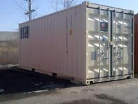 New, used once 20ft 40ft, sea container