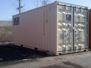 SPECIAL : New 20ft and 40 ft sea container London Ontario image 6
