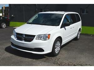 2014 Dodge Grand Caravan SXT with STOW-N-GO - OWN FOR $59/week
