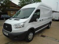 Ford Transit 2.2 Tdci 125Ps H3 Van Euro 5 DIESEL MANUAL WHITE (2015)