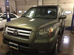 2007 Honda Pilot EX-L ! Finance available !