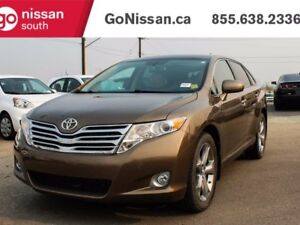 2009 Toyota Venza Leather, AWD, Sunroof!!