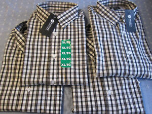 Shirts, Haggar, Short Sleeve,Size XL, Br. New With Tags