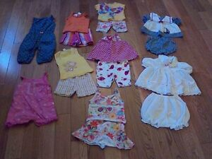 Baby Girl Summer Clothes (6-9 mo) *some new w/tags & not worn!*