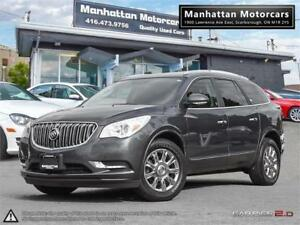 2013 BUICK ENCLAVE AWD LUXURY  NAV LEATHER CAMERA ROOF BLINDSPOT