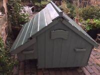 Traditional Fordsham cottage ark chicken coop