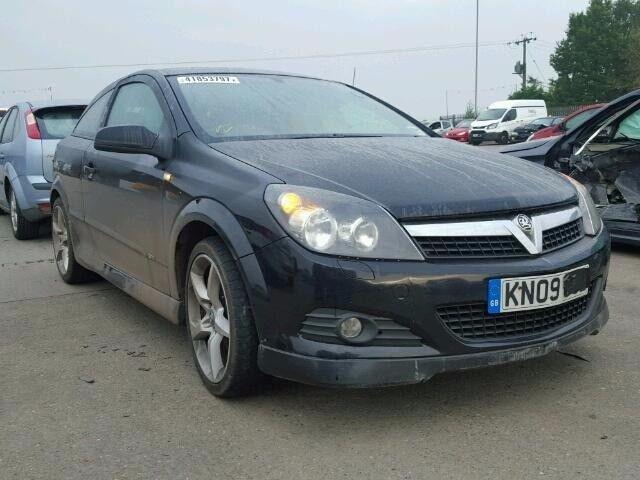Vauxhall Astra SRI+ XP Penta's 1.9 CDTI 16v Z19DTH M32 2009 **BREAKING NAVI