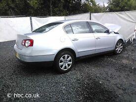 Volkswagen Passat 2.0tdi 2007 For Breaking