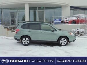 2015 Subaru Forester 2.5i Touring   POWER LIFTGATE   HEATED FRON