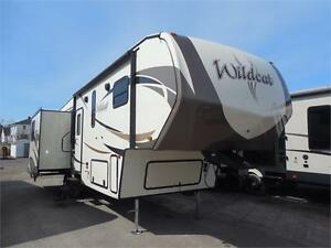JUST ARRIVED!! 2018 Wildcat 28SGX