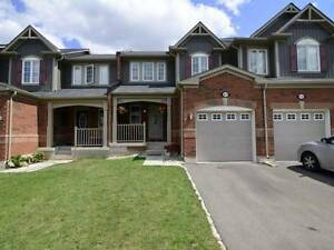 Gorgeous Mattamy Built Free Hold 2-Storey Townhouse