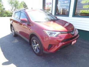 2018 Toyota RAV4 LE AWD for only $225 bi-weekly all in!