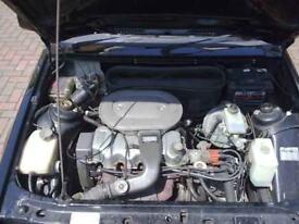 Ford Escort XR3 black