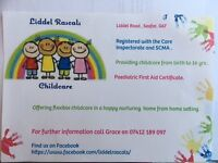 Registered Childminder Cumbernauld , Seafar Area
