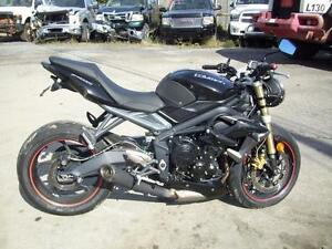 Used 2014 Triumph Speed Triple