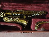 Buffet Super Dynaction Alto Saxophone..........Camberley