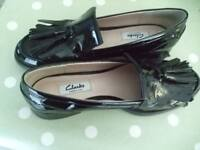 Brand New, Ladies Clarks shoes.