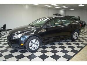 2012 Chevrolet Cruze LT TURBO- LOW KMS***KEYLESS ENTRY***CRUISE
