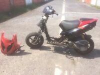 Aprilia SR 50 Moped scooter