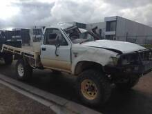 WRECKING 1995 Toyota Hilux LN106 4x4 Single Cab Diesel Werribee Wyndham Area Preview