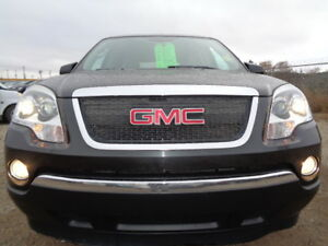 2007 GMC ACADIA SLE-AWD-ONE OWNER-REMOTE CAR STARTER-AMAZING