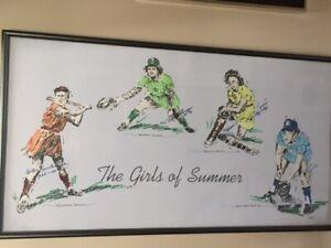 All-American Girls Professional Baseball League-Girls of Summer