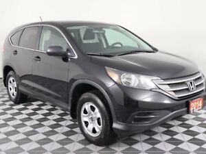2014 Honda CR-V LX w/ AWD-Econo Mode-Winter Ready