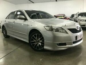 2006 Toyota Camry ACV40R Sportivo Silver 5 Speed Automatic Sedan Springwood Logan Area Preview