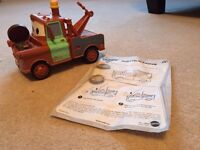 Red Rover Game Age 3+ and Disney Cars Mater Bop-it