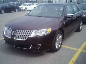 2012 Lincoln MKZ Full Size-Loaded Lease from $99.95 per week